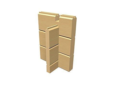 Weka Gartenhaus, Sparset Premium28 DT, V60, DS rot/braun, 300x320x251 cm, 132.2525.40109 - 3