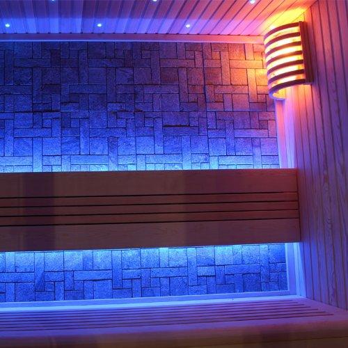EO-SPA Sauna B1216A Pappelholz 200×120 9kW EOS BiO-Thermat - 3