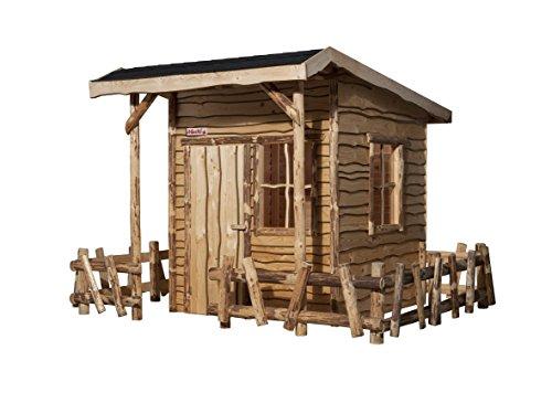 Weka Abenteuerhaus Mecki mit Terrasse