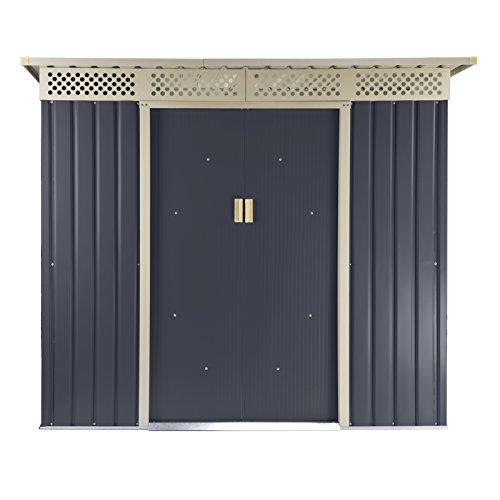dema metall ger tehaus bristol anthrazit 3 mv. Black Bedroom Furniture Sets. Home Design Ideas